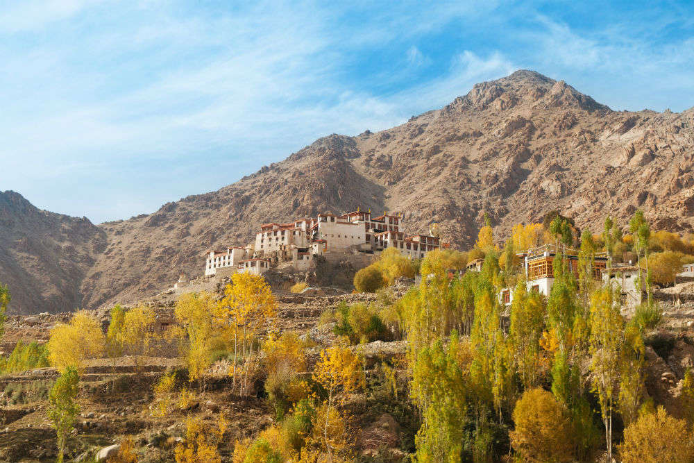 A peaceful village named Alchi in Ladakh will serve your tummy and mind right