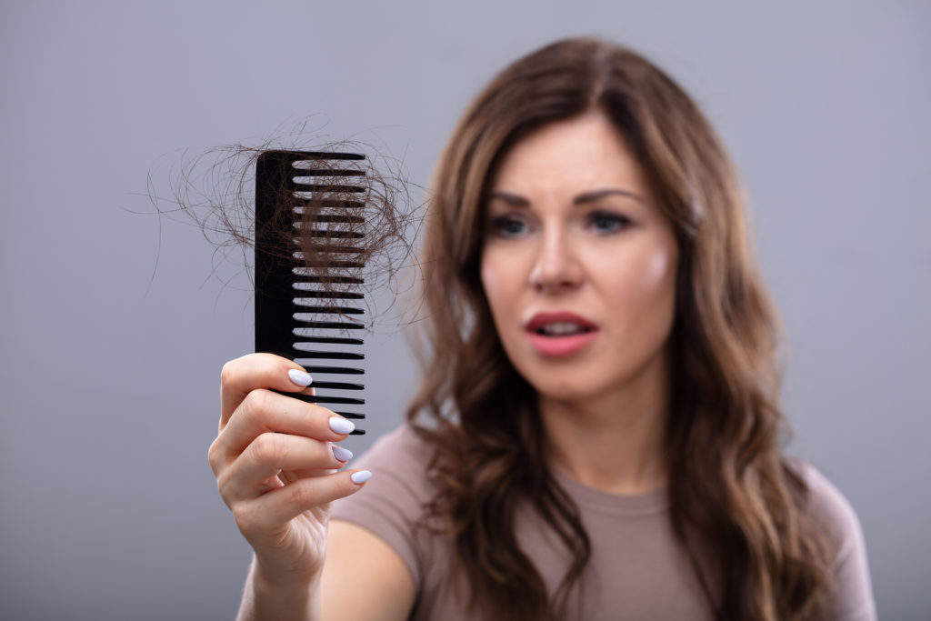 All about hair loss, its causes and solutions - Times of India