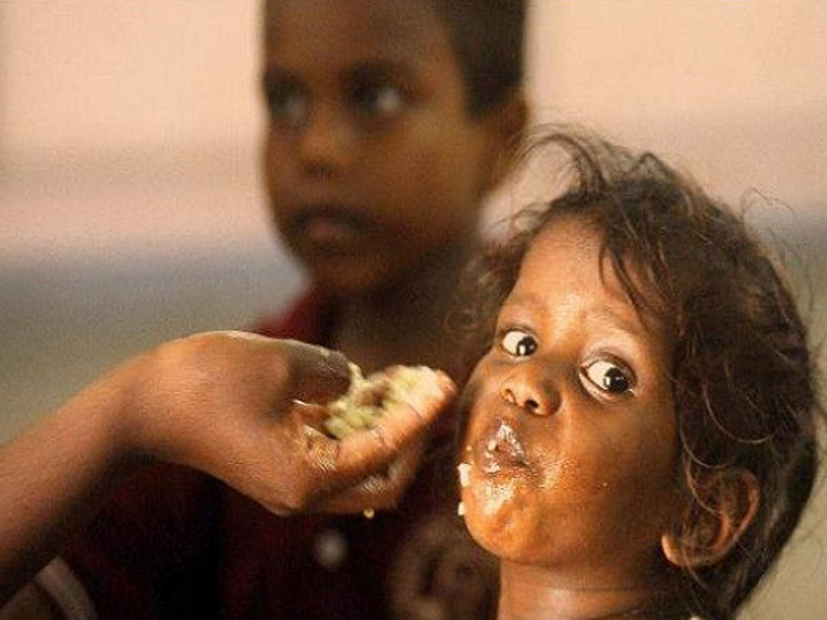 Global Hunger Index: India falls to 102 in hunger index, 8 ranks below  Pakistan | India News - Times of India