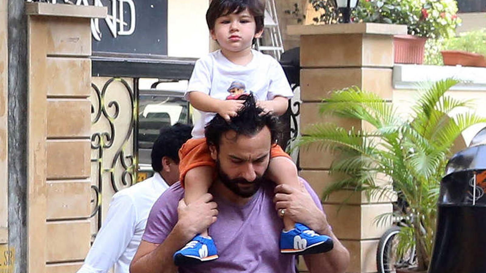 saif-ali-khan-reveals-taimurs-cute-reaction-after-watching-laal-kaptaan-trailer