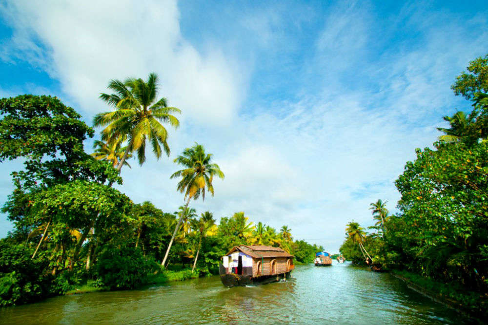 Kerala at the top spot in global trending destinations for 2020 list