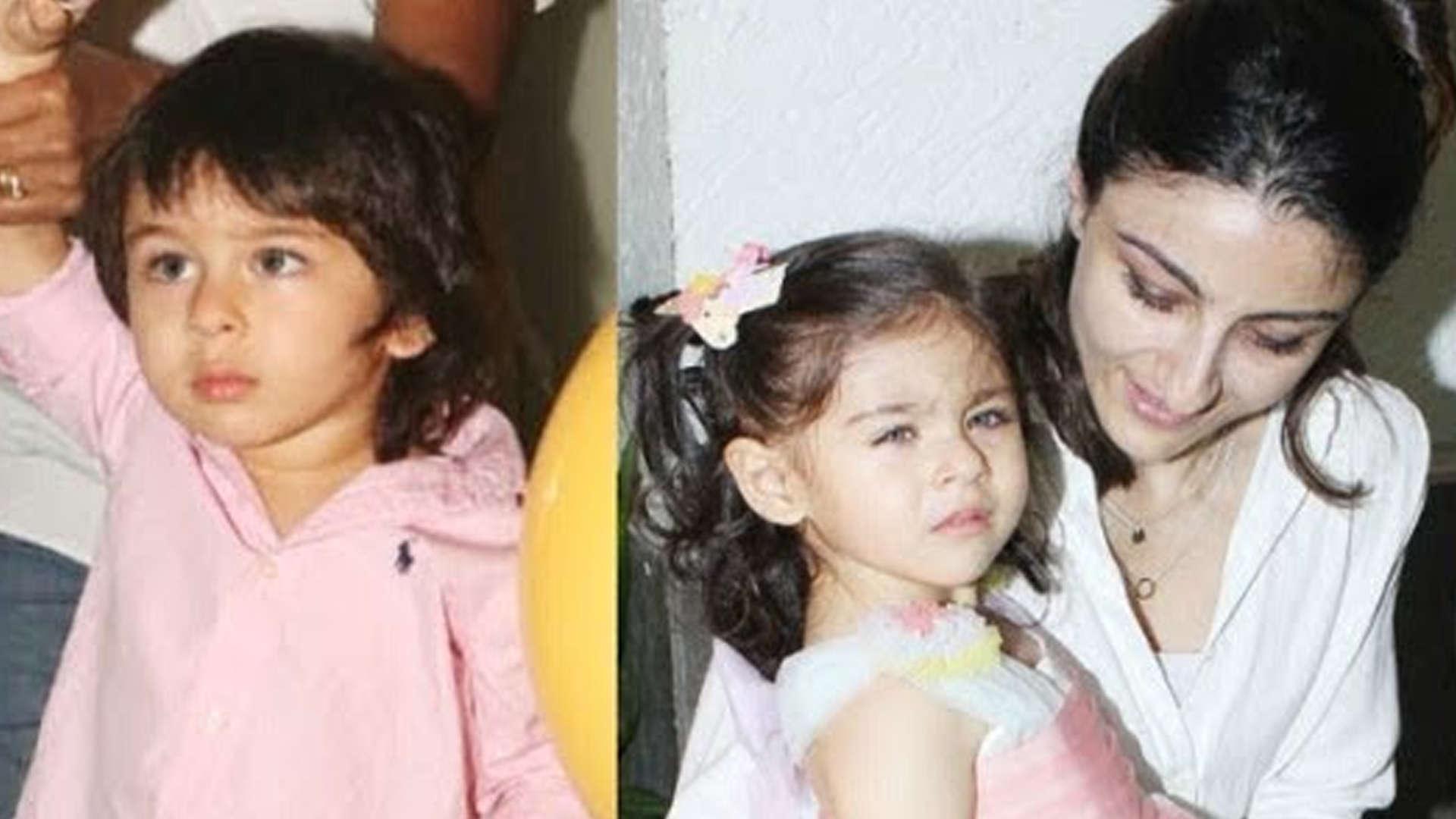 taimur-ali-khan-inaaya-grace-esha-deols-daughter-radhya-takhtanis-second-birthday-bash