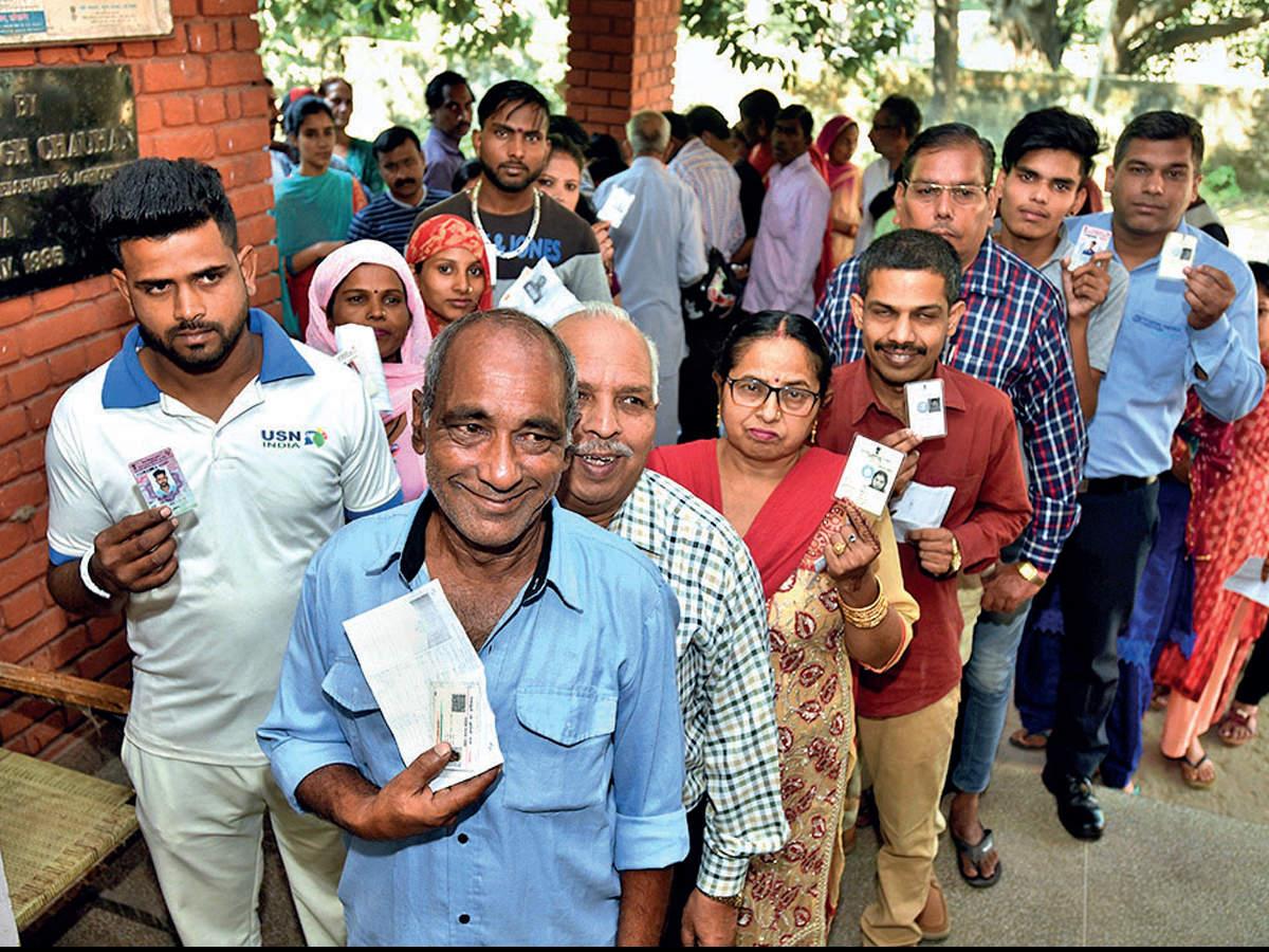 Haryana set for saffron sweep