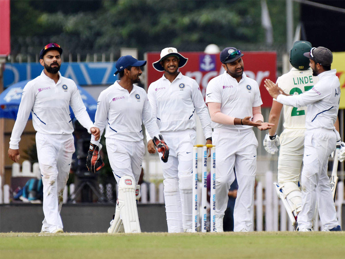 India Vs South Africa Highlights 3rd Test India Crush