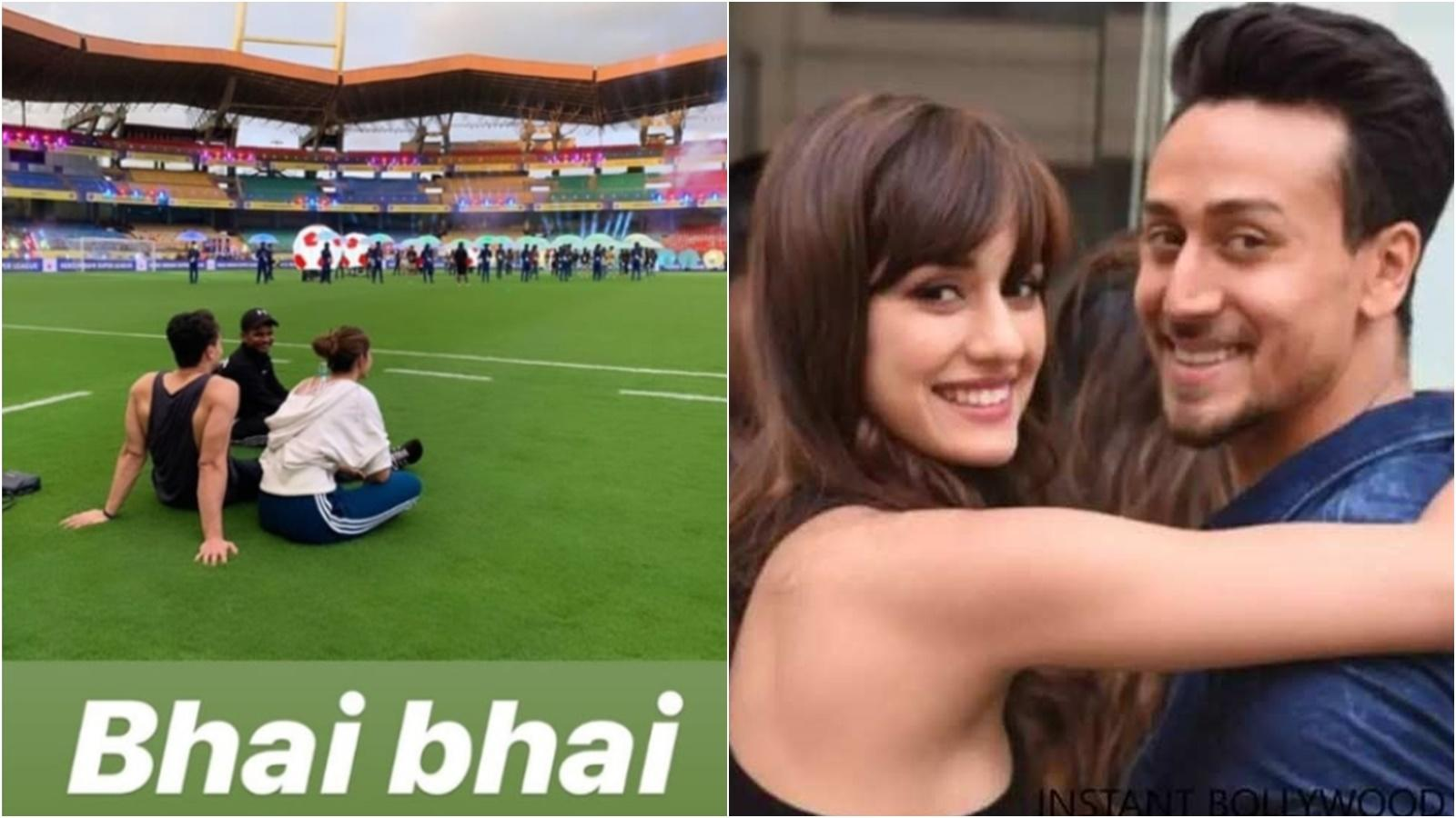 did-disha-patani-just-call-tiger-shroff-bhai