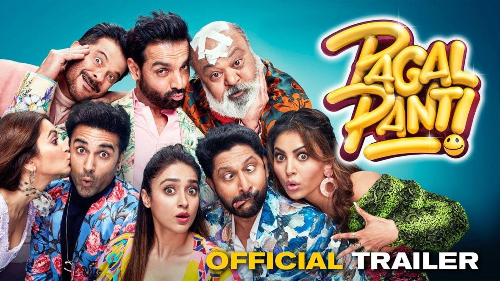pagalpanti-official-trailer