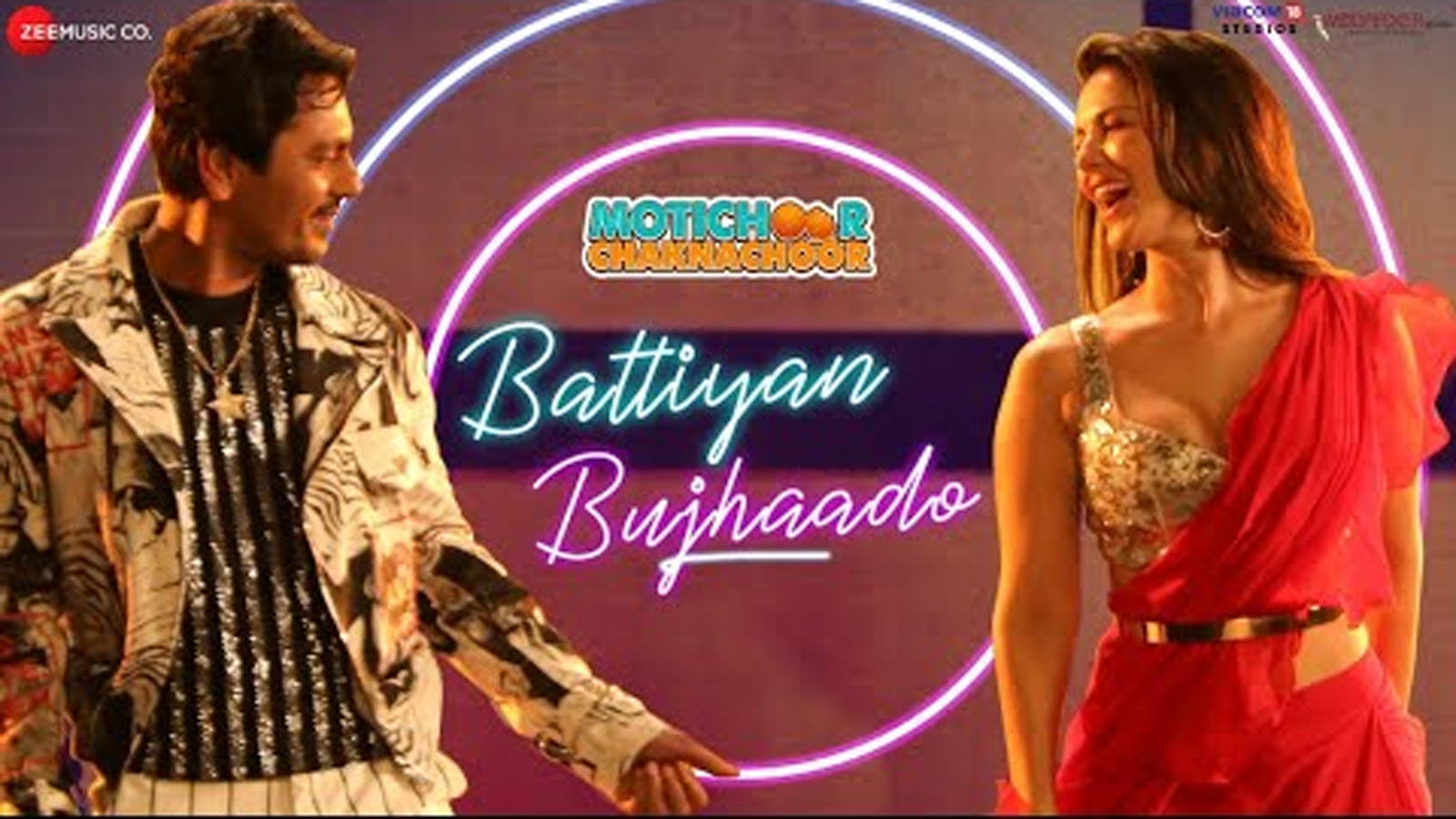 Motichoor Chaknachoor Song Battiyan Bujhaado Hindi Video Songs Times Of India