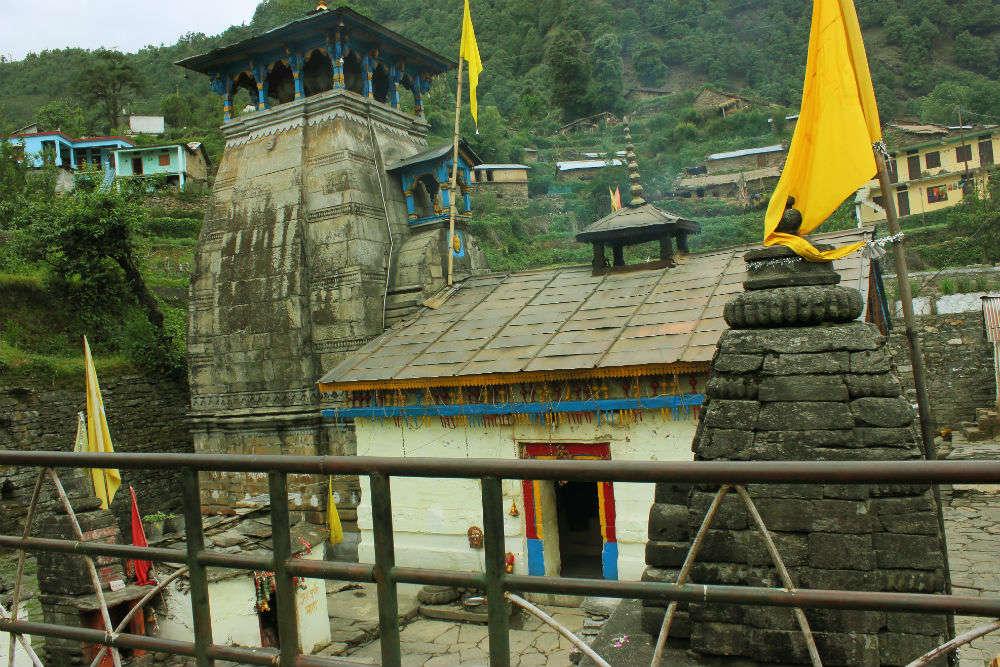 About Triyuginarayan Temple in Uttarakhand, the wedding venue of Shiva-Parvati