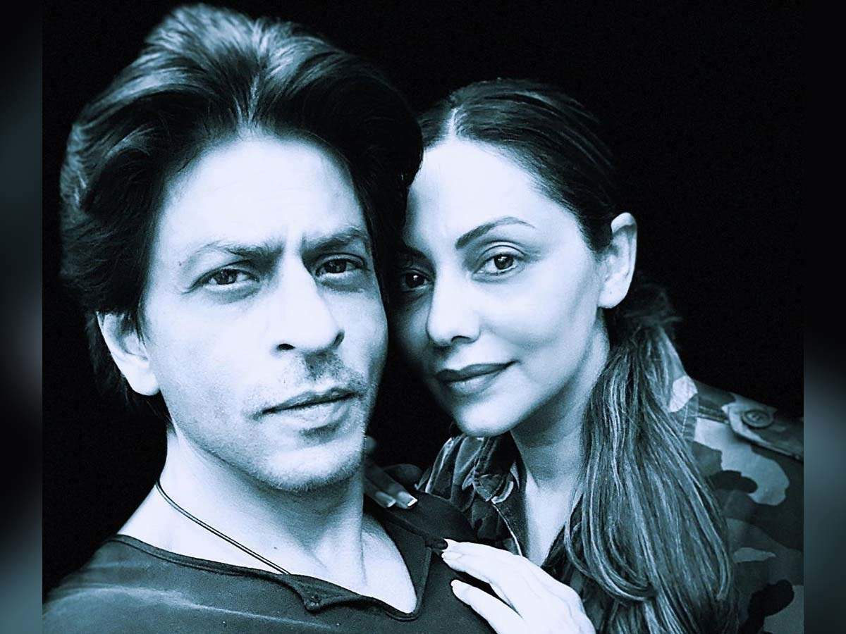 Shah Rukh Khan And Gauri Khan S 28th Wedding Anniversary The Actor Shares A Post With A Caption Feels Like Forever Seems Like Yesterday Hindi Movie News Times Of India