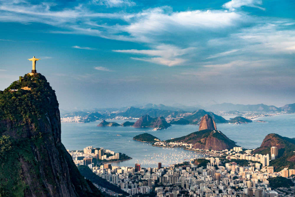 Indians do not need a visa to visit Brazil now