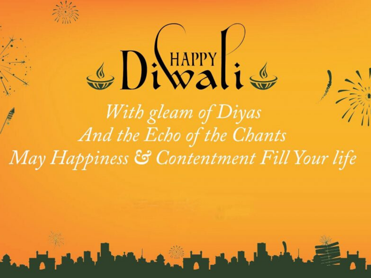 Happy Diwali 2020 Cards, Images, Wishes, Messages & Quotes: Best Deepavali greeting card images to share with your friends and family