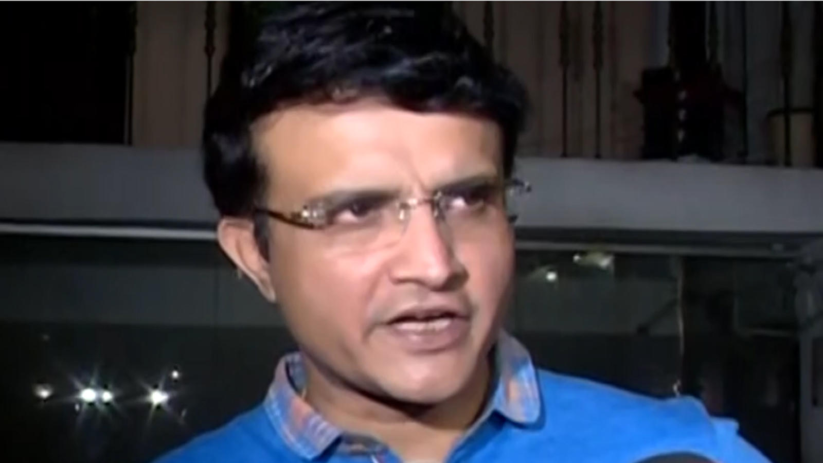 india-vs-bangladesh-1st-t20i-match-to-go-ahead-in-delhi-as-planned-says-sourav-ganguly