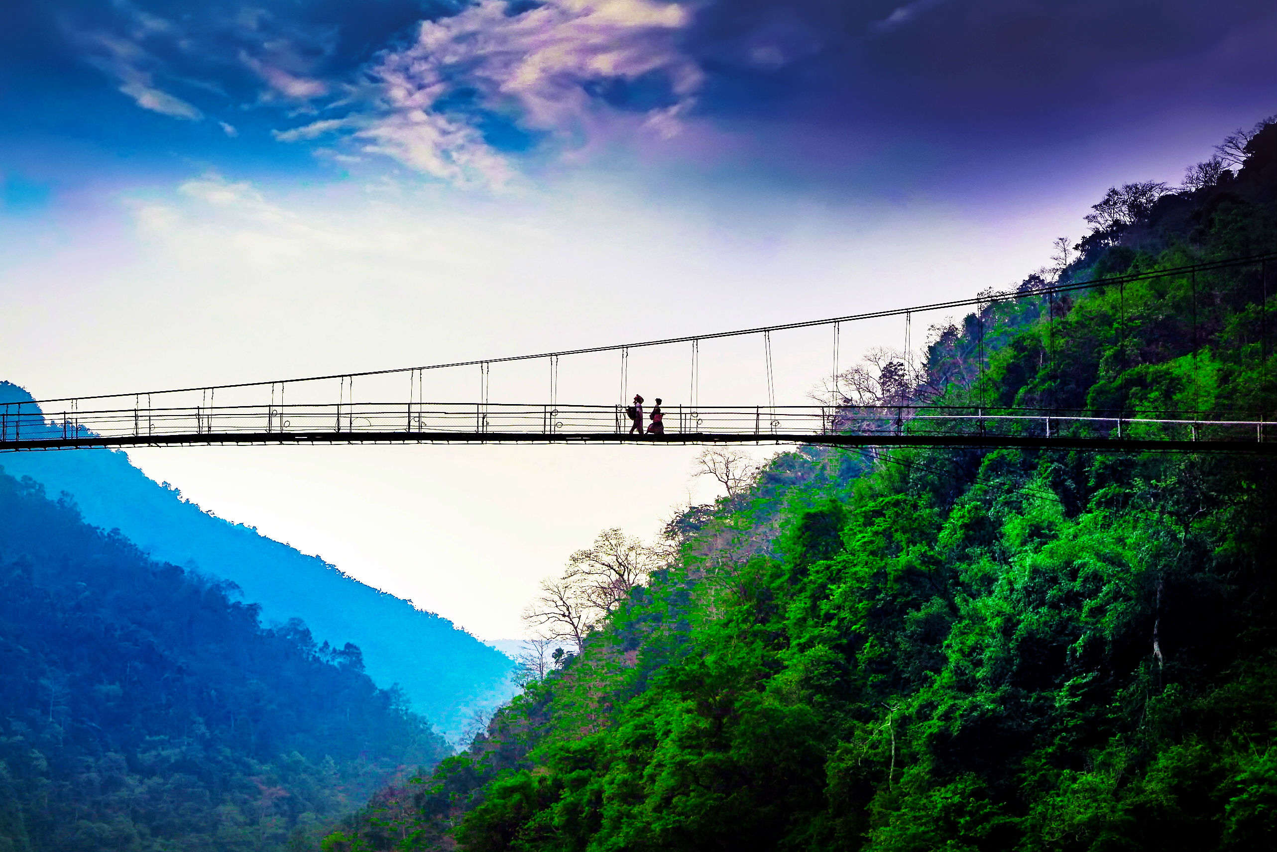 Travel alert—visitors need to submit documents before entering Meghalaya