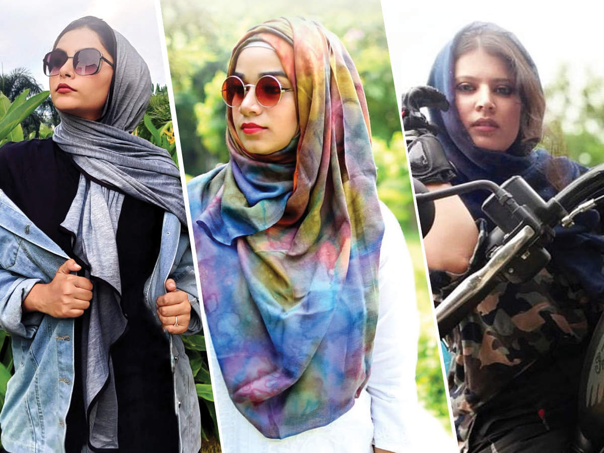 Modesty meets style, thanks to these hijabi influencers - Times of ...