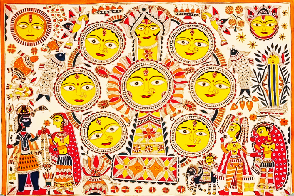 Patna just got a Madhubani makeover, and it's a new city altogether