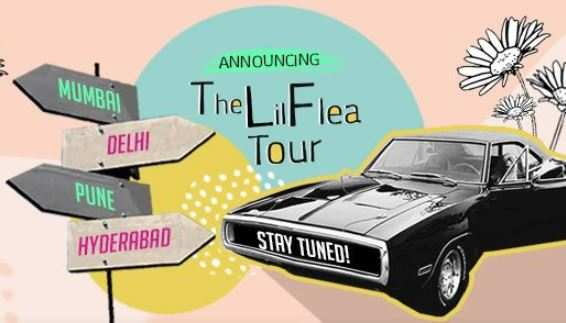 The Lil Flea Delhi is back, and we cannot wait to be hippie again!