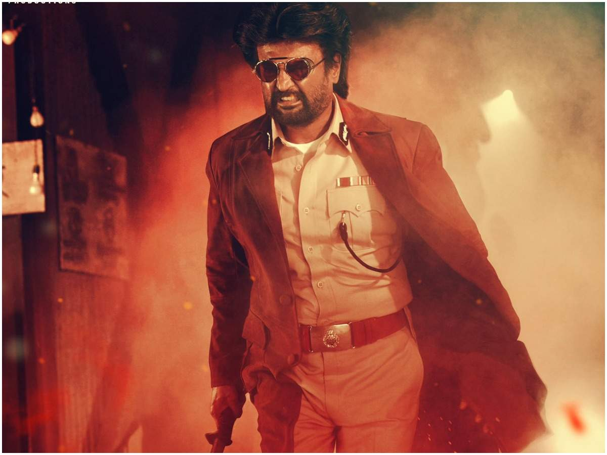 Image result for darbar motion poster