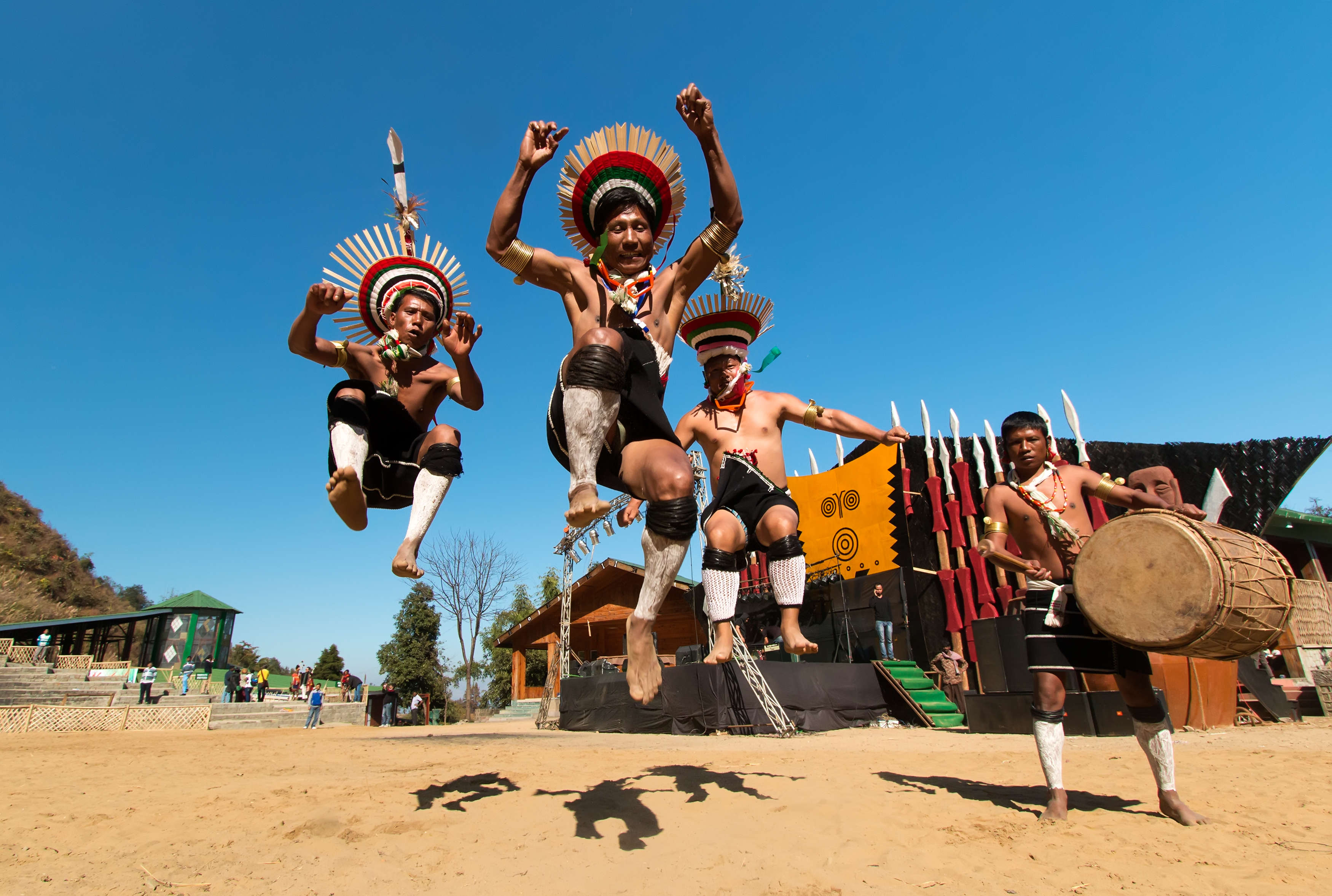 Nagaland issues security tips for tourists visiting Hornbill Festivals