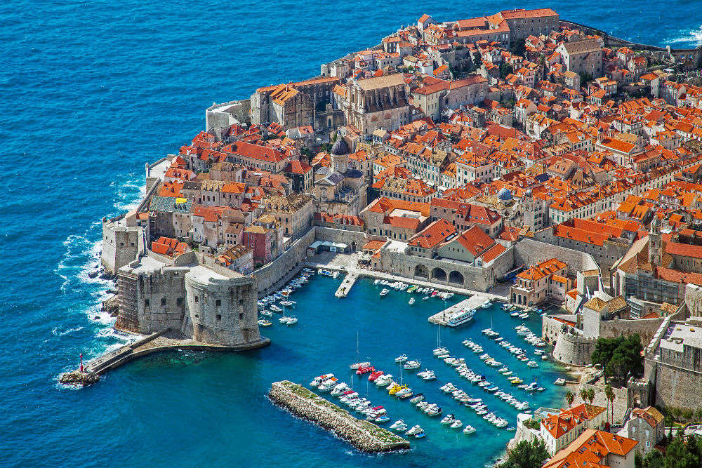 No more new restaurants in Dubrovnik, thanks to over-tourism again!
