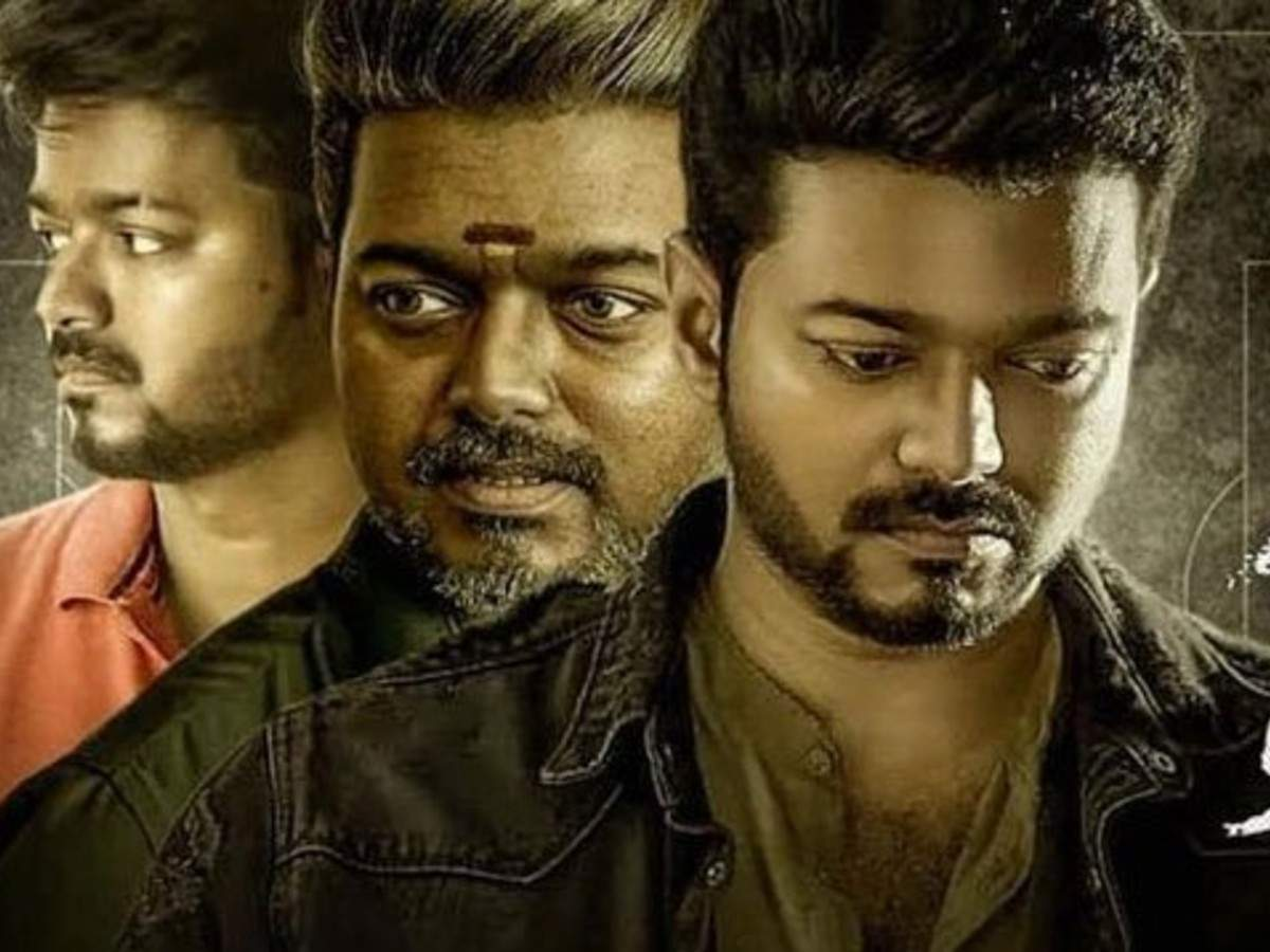 Image result for thalapathy vijay bigil in 300 crore box office collection