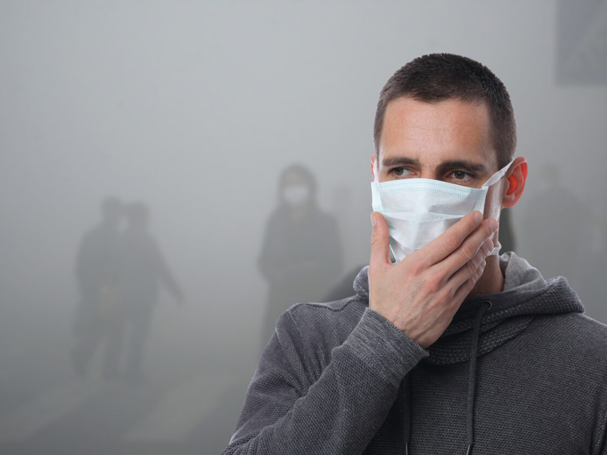 Should India Which Of Times Air Mask You Pollution - Buy