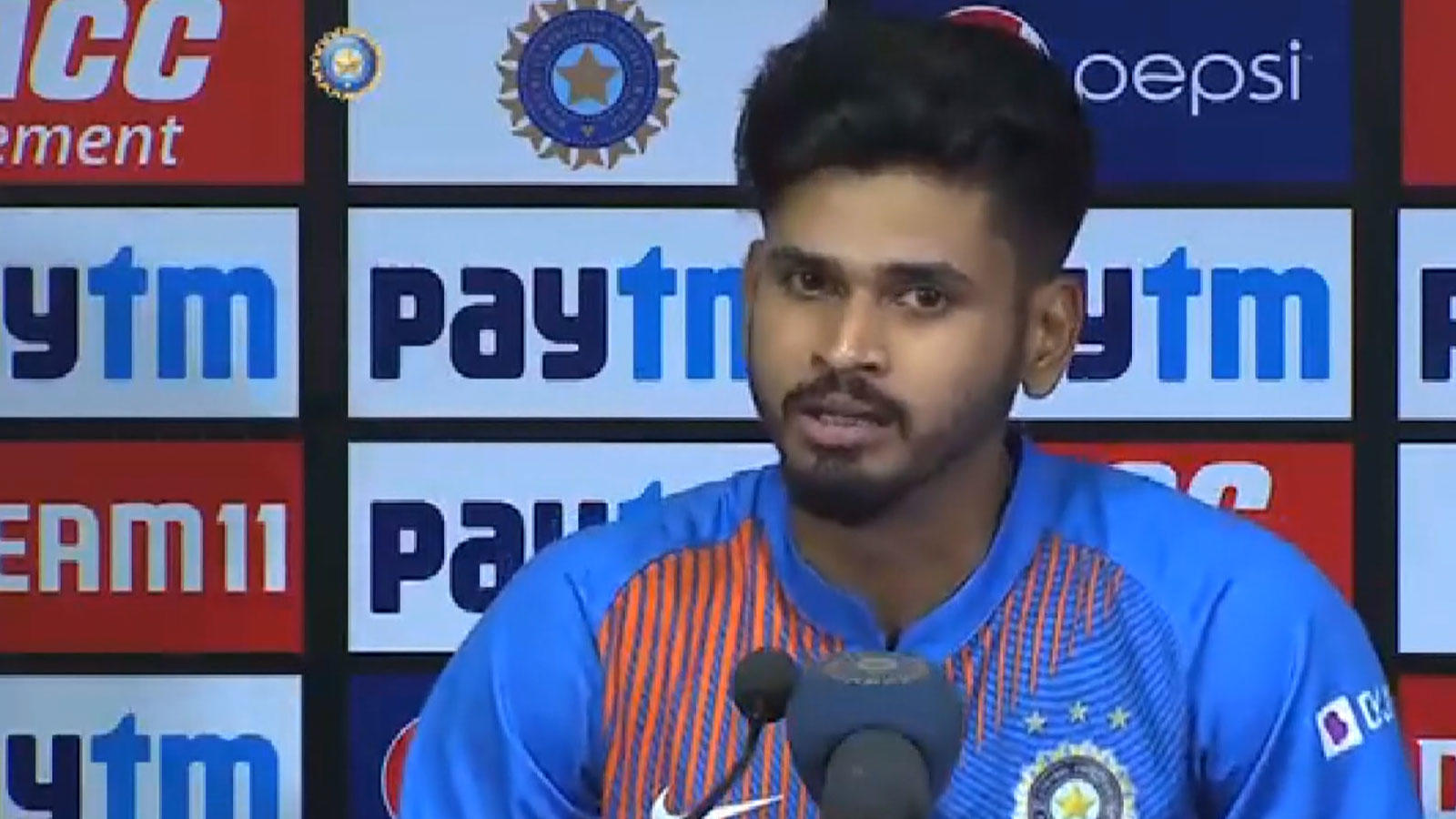 ind-vs-ban-rohits-pep-talk-got-us-motivated-to-win-match-says-shreyas-iyer