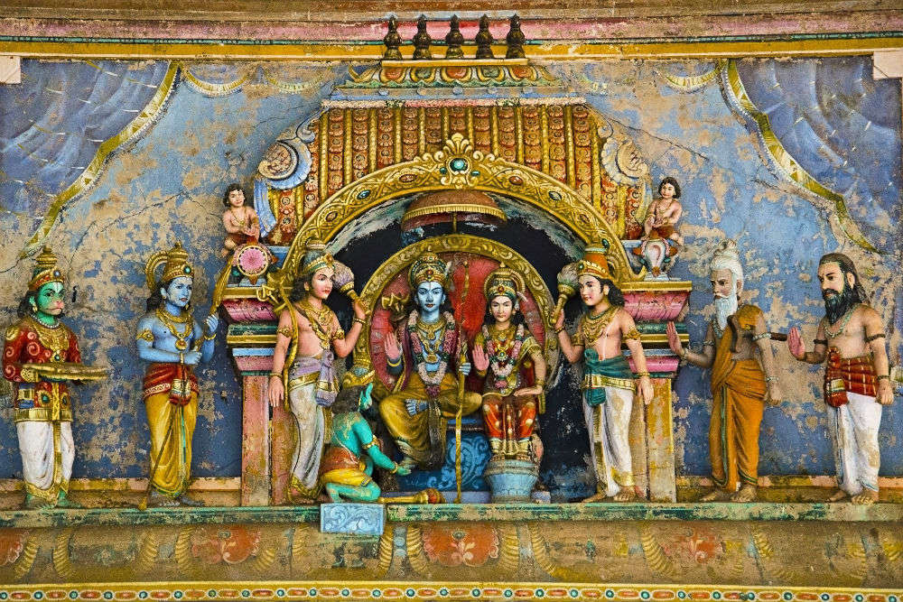 The famous Rama temples in India that you cannot miss visiting