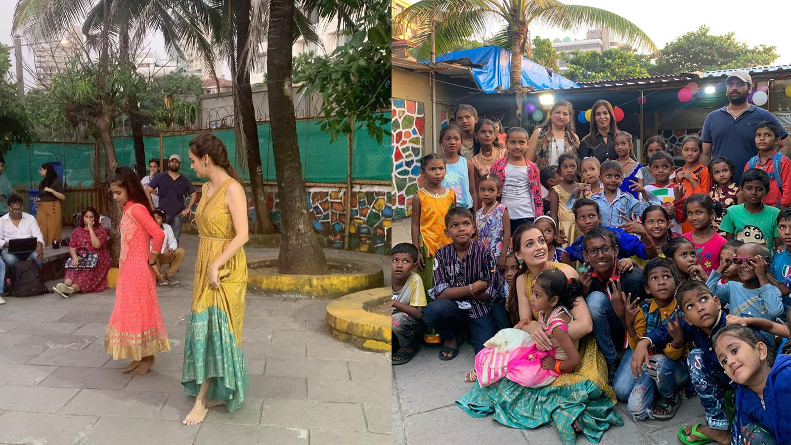 Dia Mirza says it feels nice to be able to do the work you love and enjoy  as a human being
