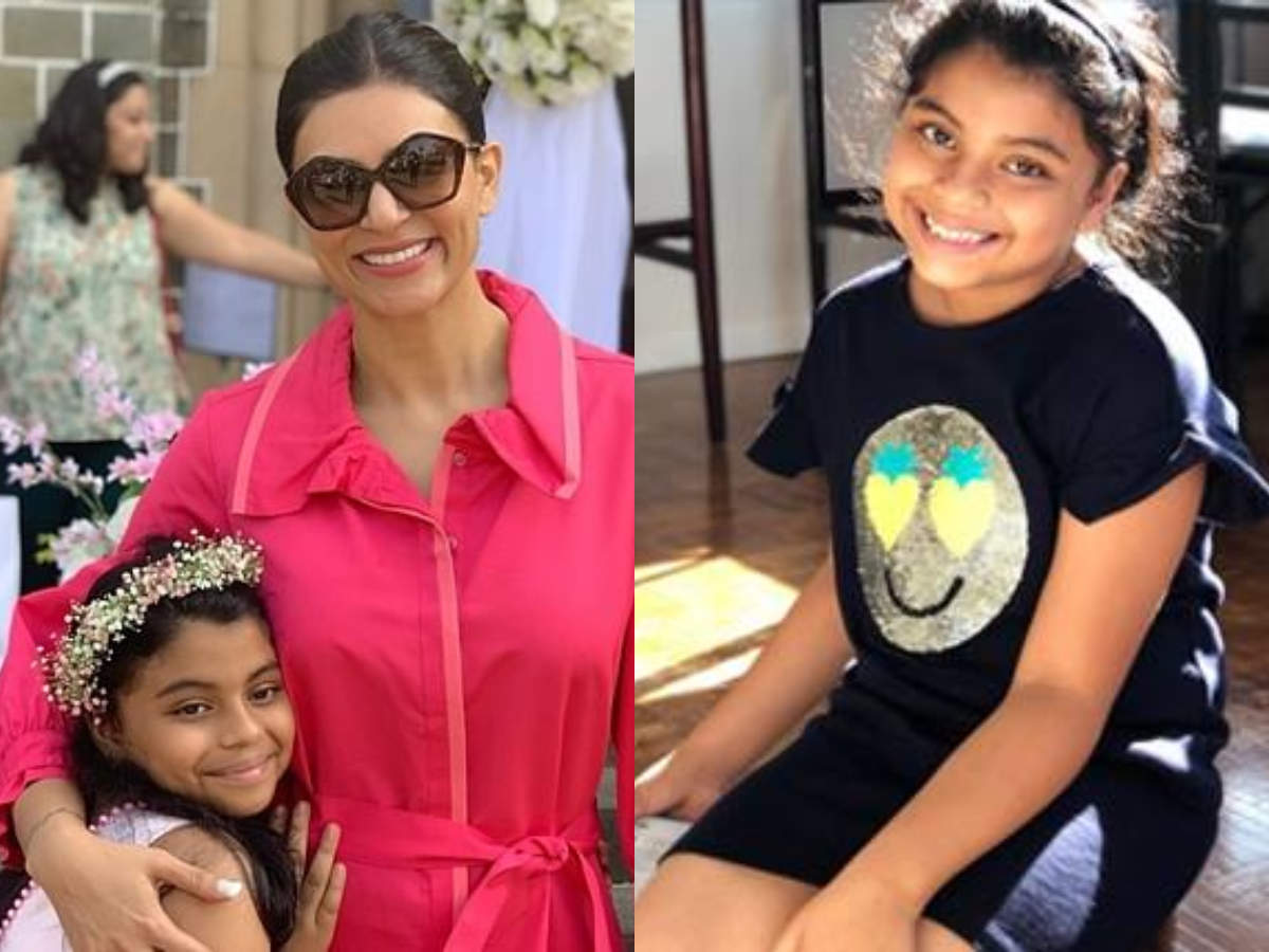 Adoption letter moves Sushmita to tears!