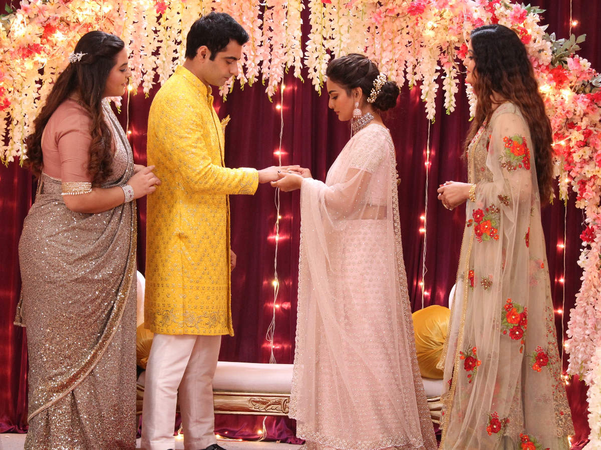 Alia to get Alok and Tara engaged in the show, Tera Kya Hoga Alia - Times of India
