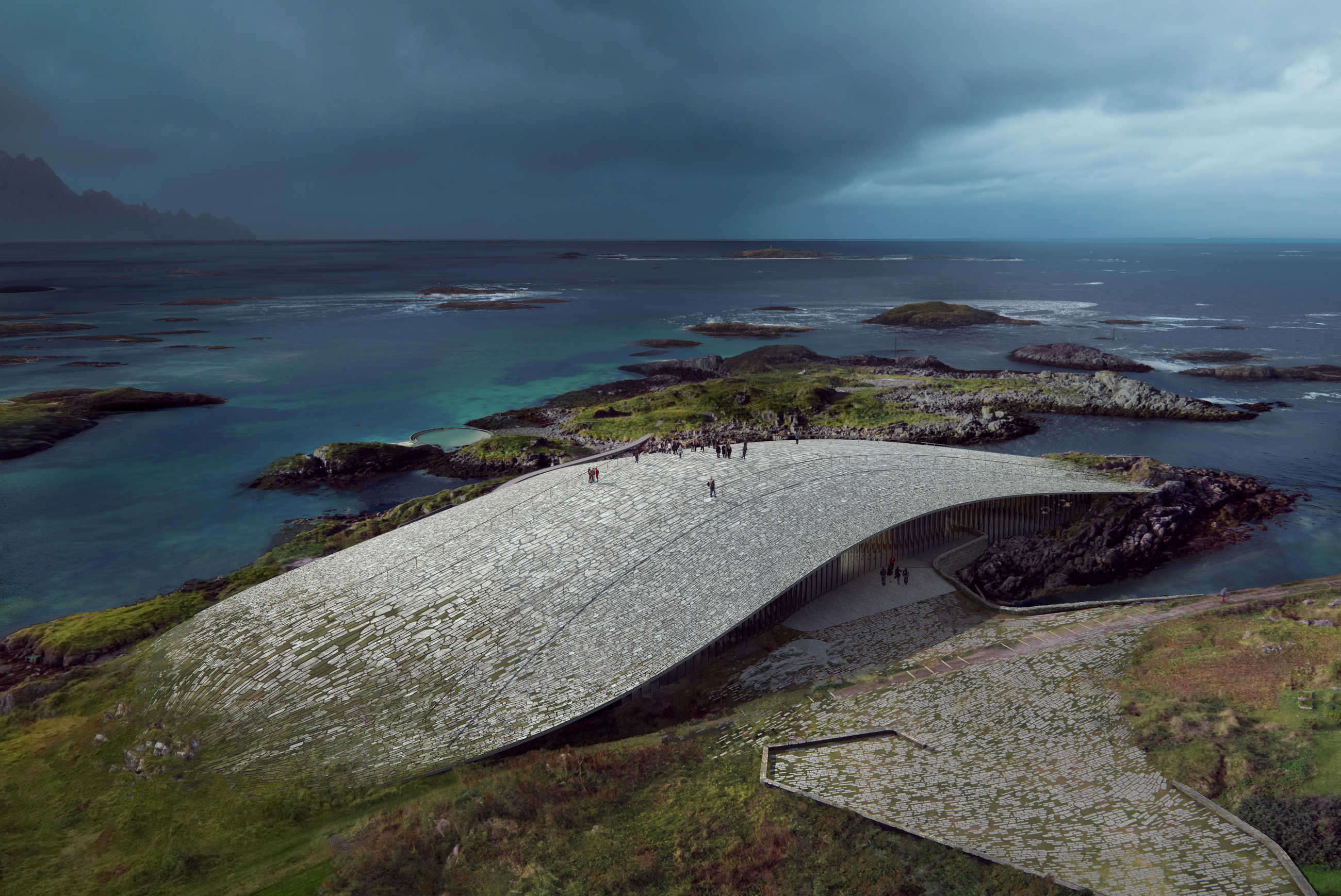 The Whale of Norway will attract visitors starting from 2022
