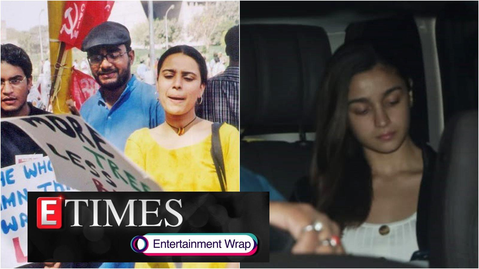 swara-bhasker-gets-trolled-for-supporting-jnu-protest-alia-bhatt-visits-close-friend-priyanka-chopra-at-her-residence-in-mumbai-and-more-