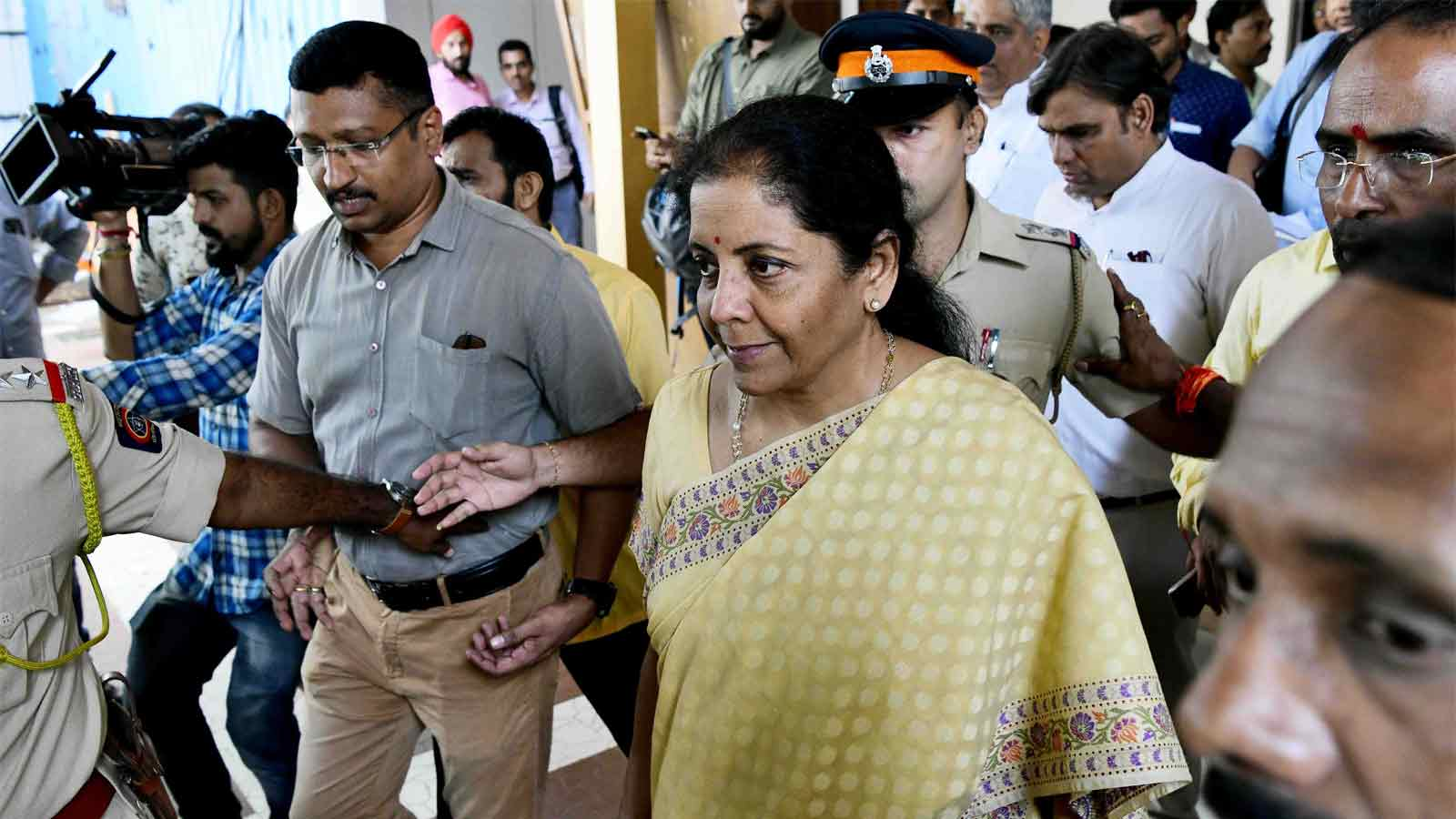 air-india-bharat-petroleum-corporation-to-be-sold-by-march-says-fm-nirmala-sitharaman