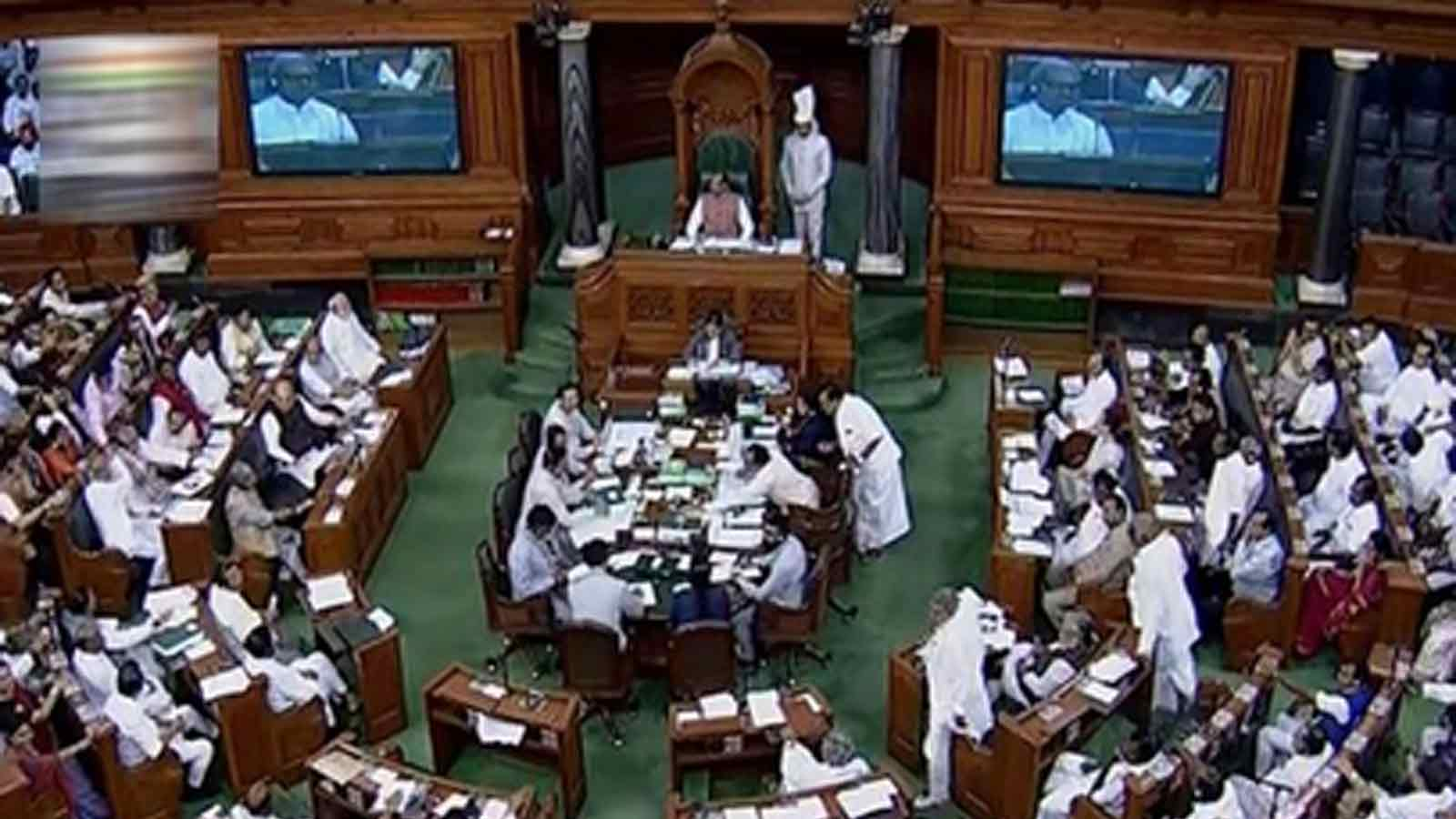 winter-session-of-parliament-witnesses-massive-uproar