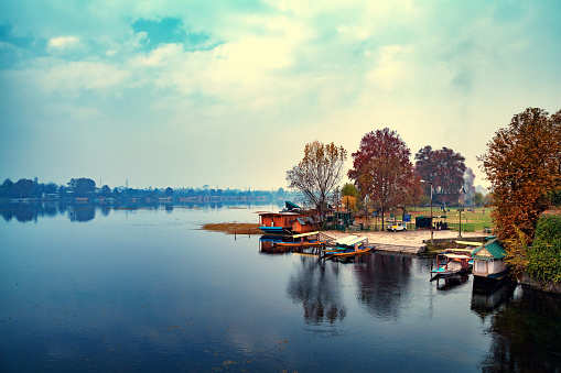 Jammu: Surinsar Lake revives boating activities after a gap of 30 years
