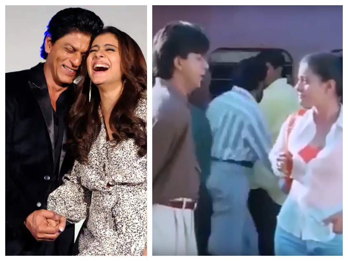 Khan & kajol movies shahrukh My Next