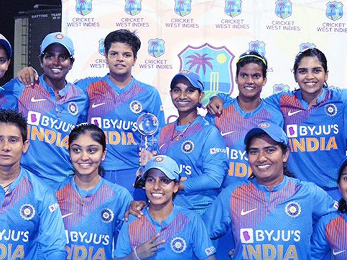 India Women Claim 5 0 T20i Series Sweep Over West Indies Cricket News Times Of India