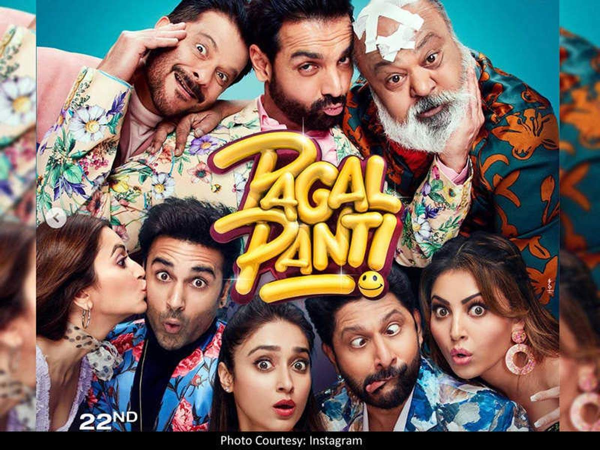 Pagalpanti' 2 in plans, conditions apply! | Hindi Movie News - Times of  India