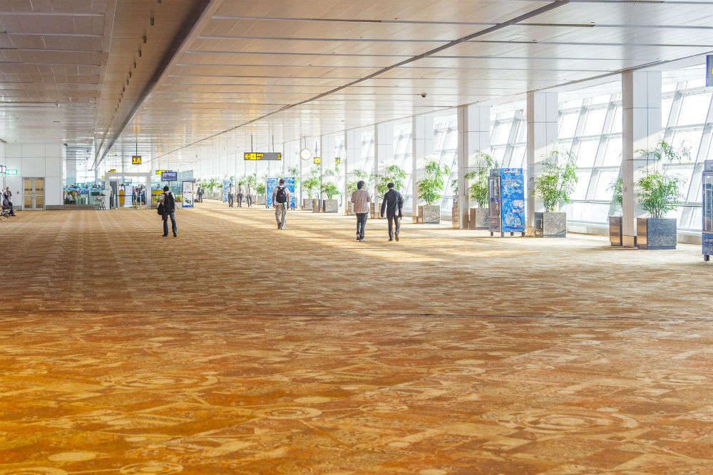 Baggage check-in counters open at New Delhi Airport Express Line Metro Station for three more airlines