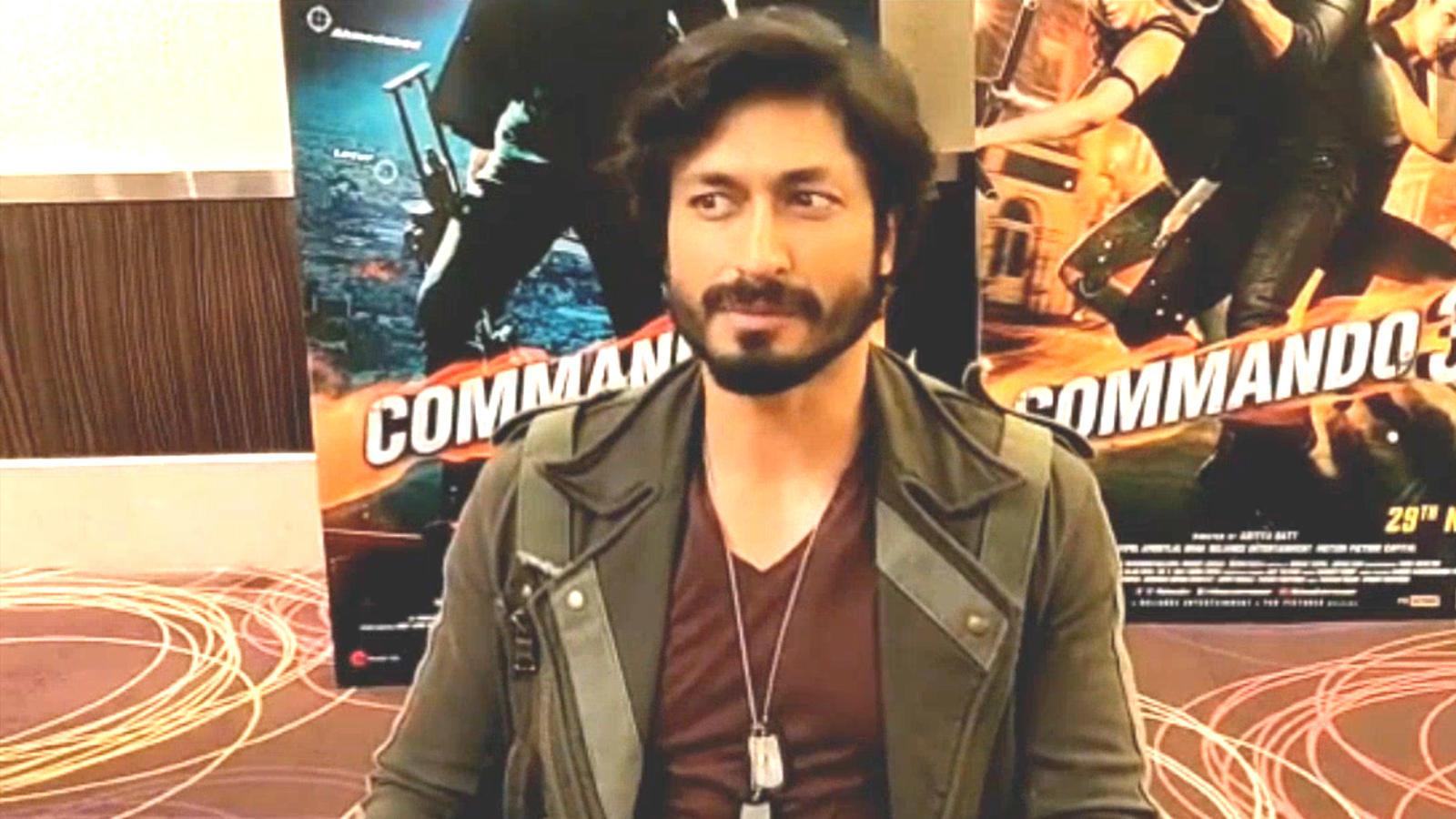 commando-3-star-vidyut-jammwal-shares-his-sunday-plans