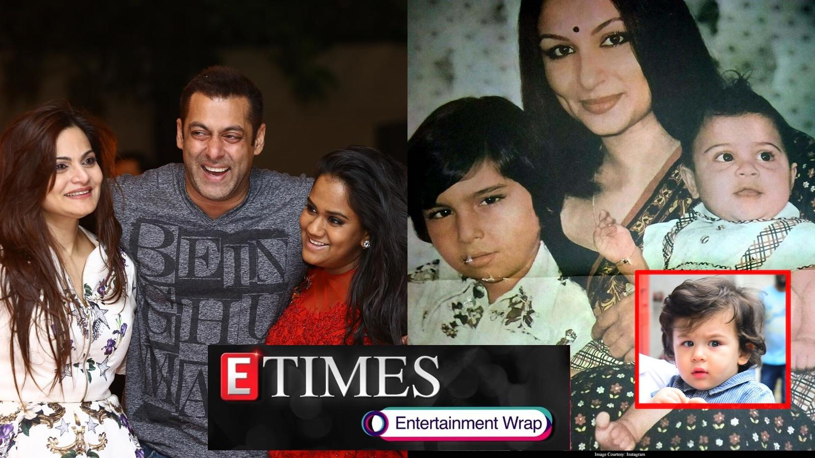 arpita-khan-to-welcome-her-second-baby-on-salman-khans-birthday-saif-ali-khans-childhood-pic-proves-that-son-taimur-is-his-spitting-image-and-more-