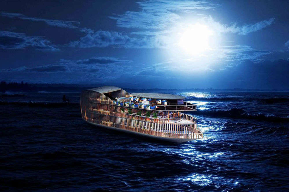 Goa has a floating nightclub and restaurant to charm you this winter