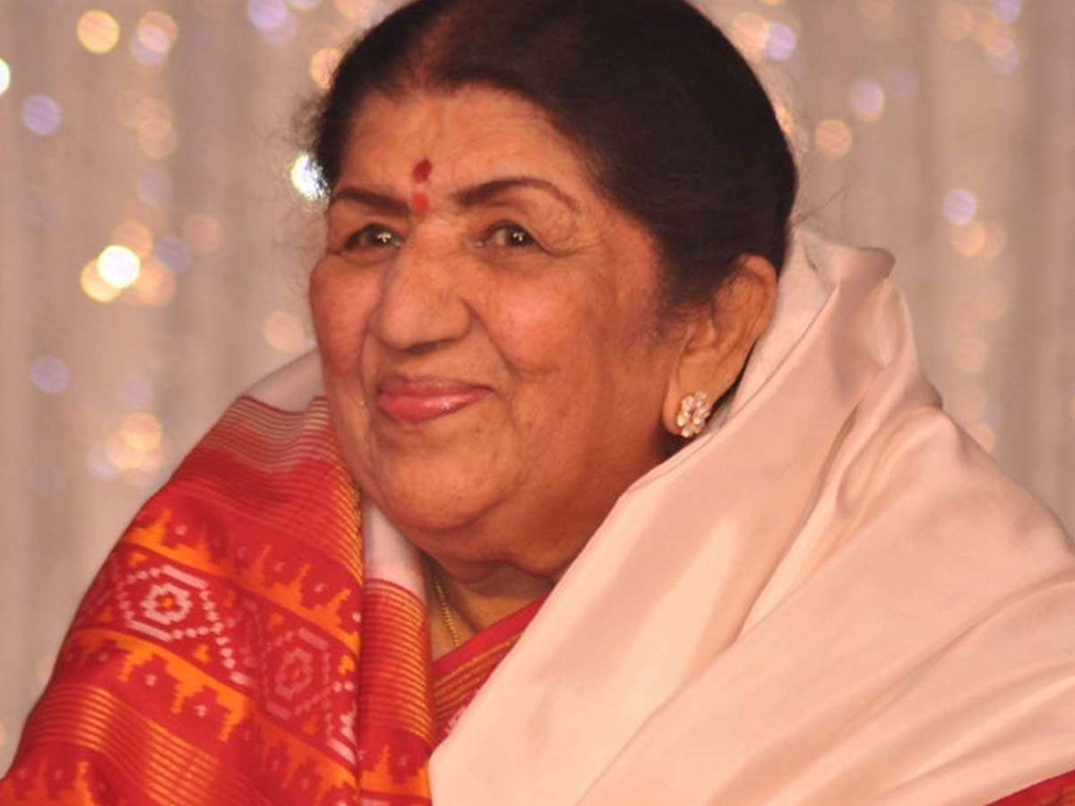 Lata Mangeshkar still in hospital, doing 'very good': family   Hindi Movie  News - Times of India