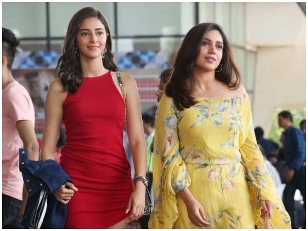Bhumi And Ananya Rapid Fire: How Would They Tackle The Tricky Situations In A Relationship   Hindi Movie News