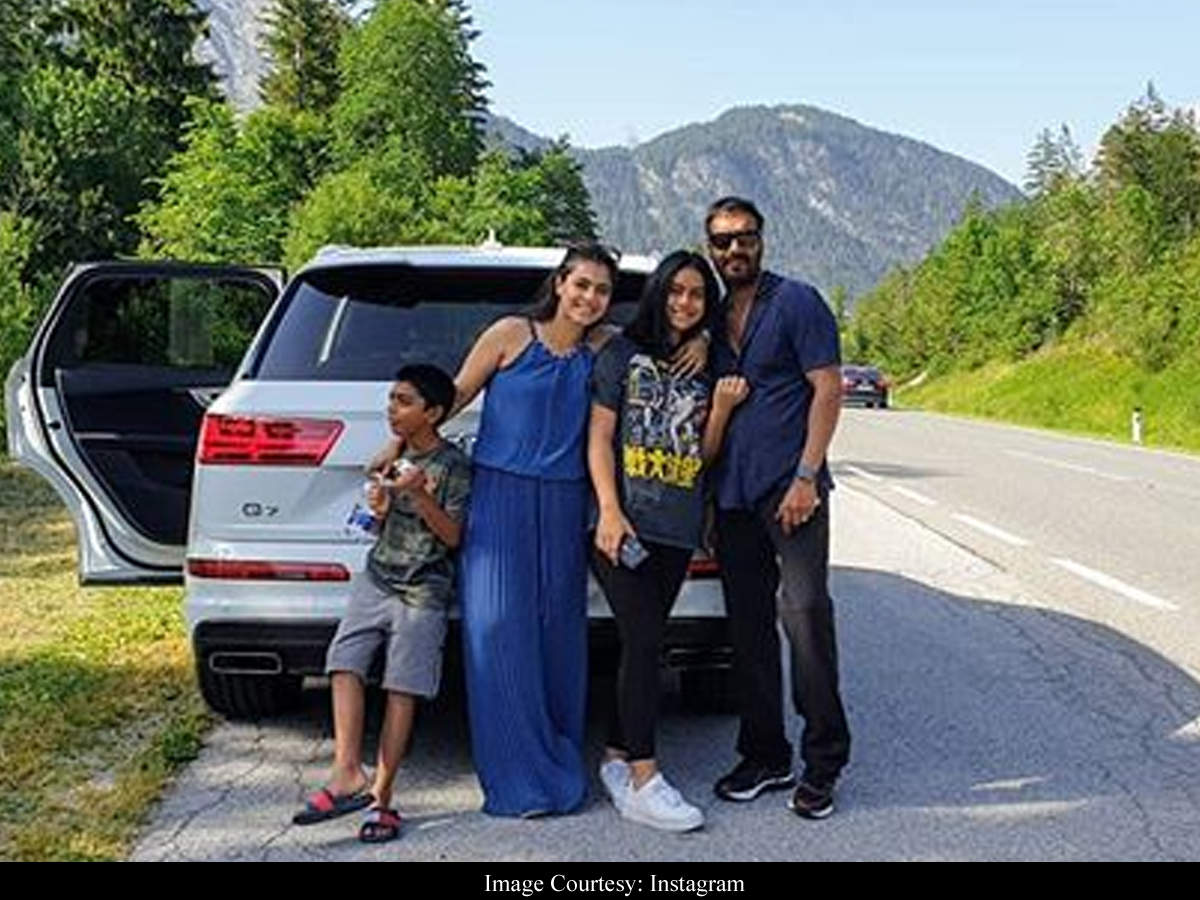 Kajol Keeps A Close Watch On Nysa And Yug's Spending Habits: Whenever My Kids Go Out, I Ask Them For A Hisaab | Hindi Movie News