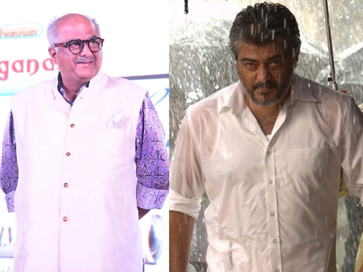 Boney Kapoor Wishes New Cm Uddhav Thackeray On Twitter But Social Media Wants An Update On Thala Ajith's Valimai | Hindi Movie News