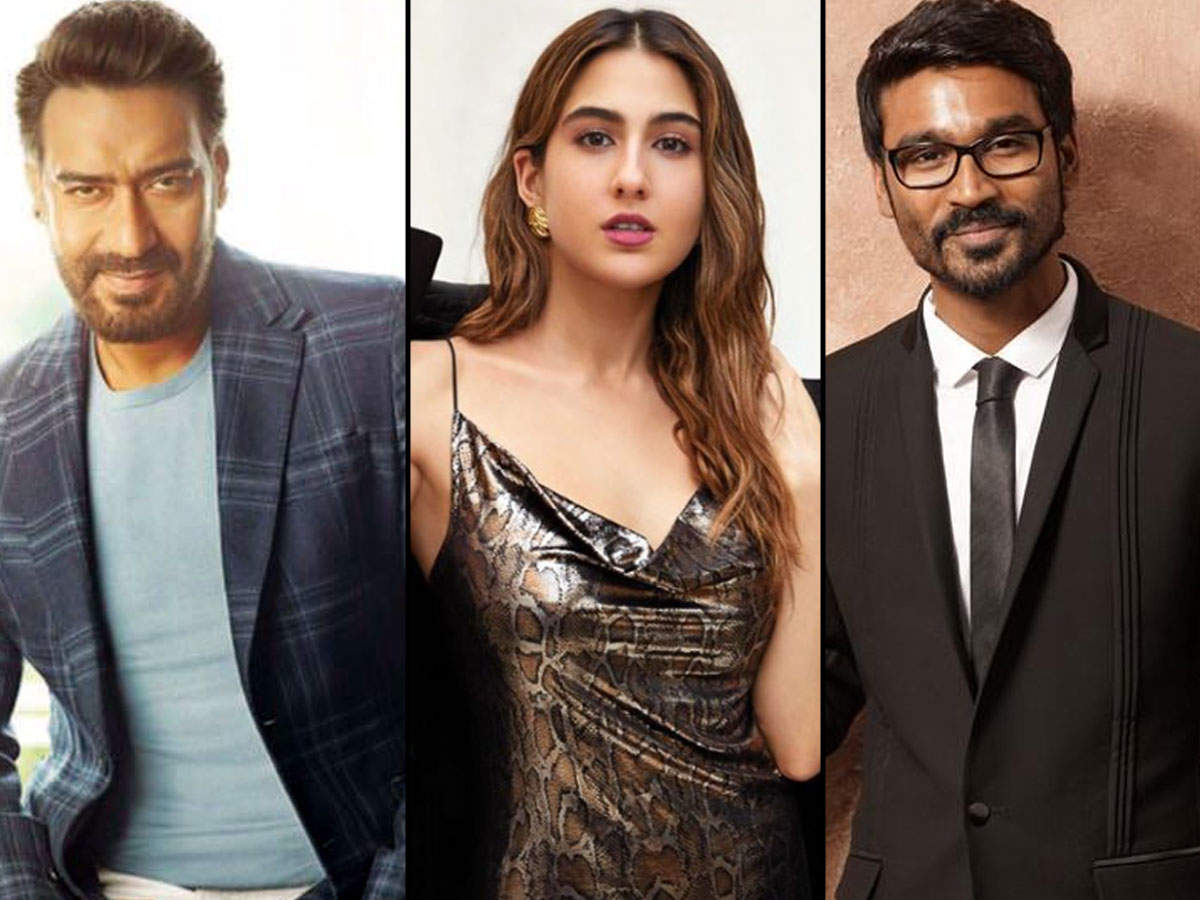 Ajay Devgn To Feature In Sara Ali Khan's Next With Dhanush? | Hindi Movie News