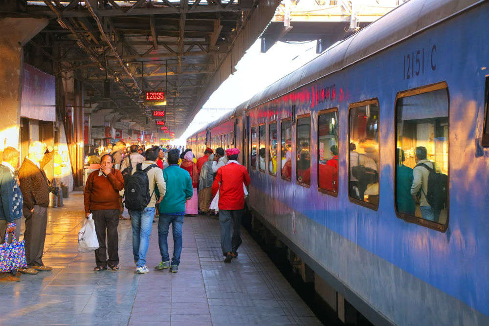 ISRO live tracks Indian Railways' trains in a pilot project