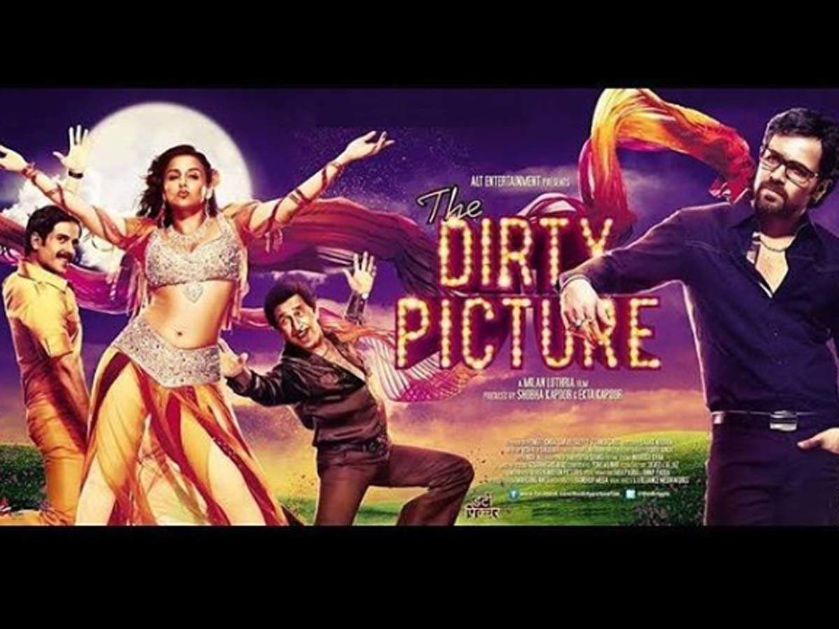 8 Years Of 'the Dirty Picture': Emraan Hashmi Celebrates The Sassy Film | Hindi Movie News