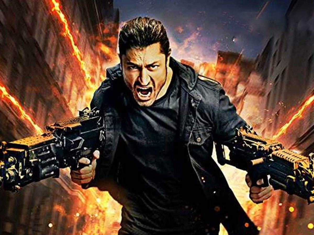 'commando 3' Early Estimates: The Vidyut Jammwal Starrer Holds Well On First Monday | Hindi Movie News